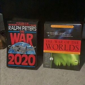 Other - The War Of The Worlds & War 2020 pre-owned